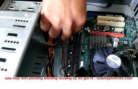 sửa máy tính tại nhà phường khương thượng