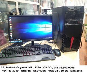 Địa chỉ bán máy tính chơi game cũ tại quận long biên uy tín