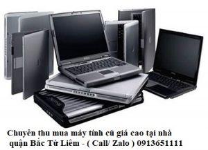 Tại sao nên đặt niềm tin tại Máy tính 365 với dịch vụ thu mua máy tính cũ tại quận Bắc Từ Liêm