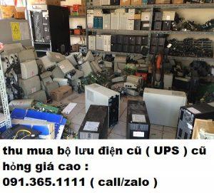mua ups , bộ lưu điện cũ hỏng